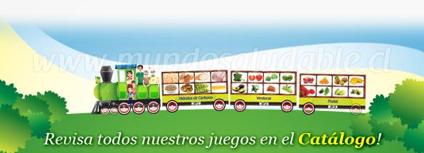 Tren de Clasificación de los Alimentos