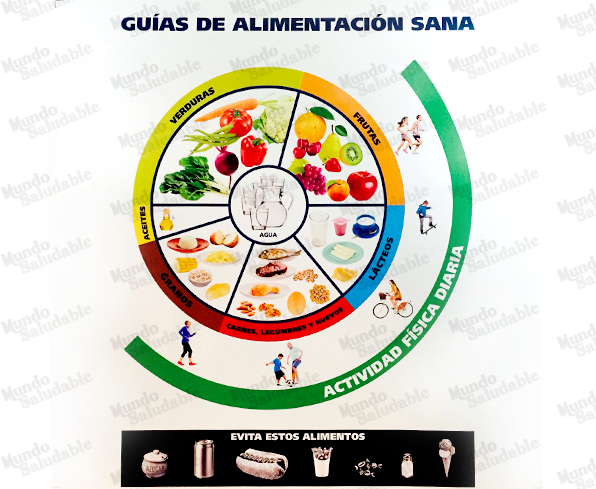 Guías de Alimentación Sana